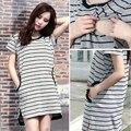 MamaLove maternity Clothes maternity dresses pregnant dress nursing dress Breastfeeding pregnancy clothes for Pregnant Women