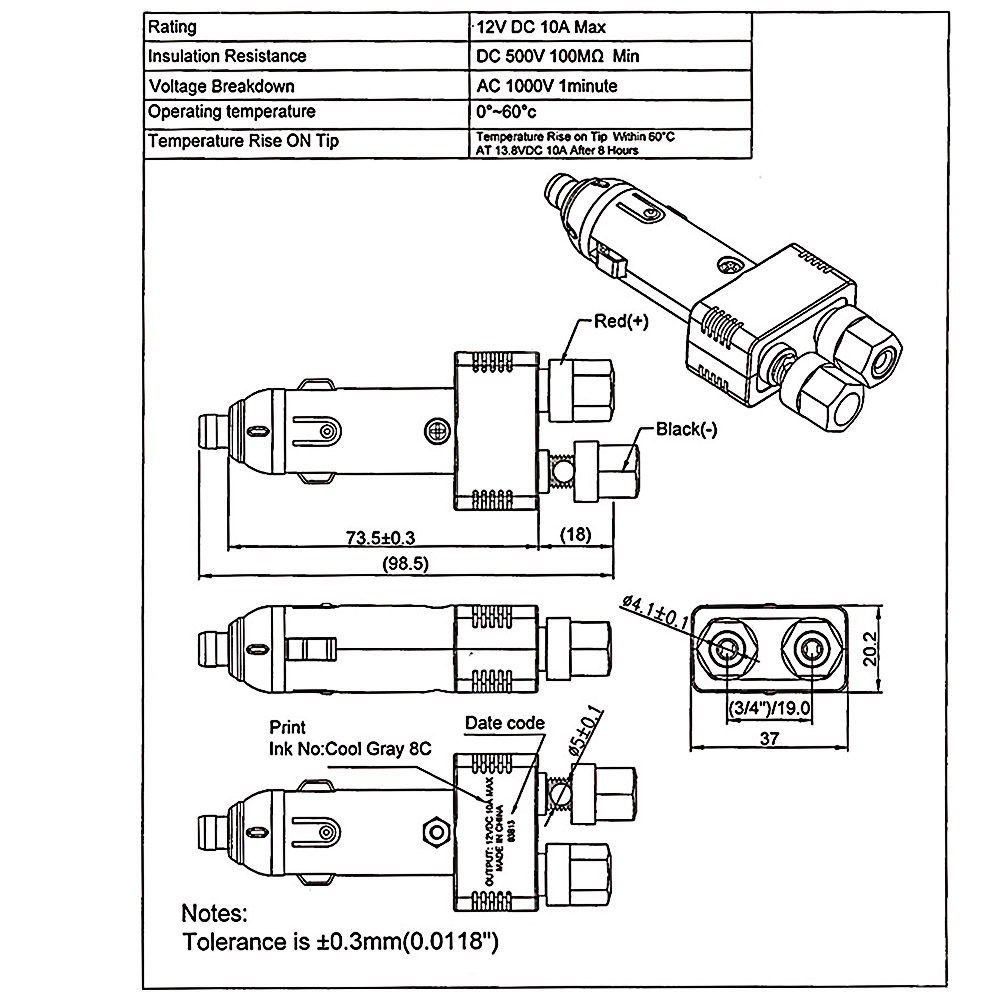 hight resolution of wiring diagram for car lighter adapter wiring diagram query 12v cigarette lighter plug wiring diagram wire