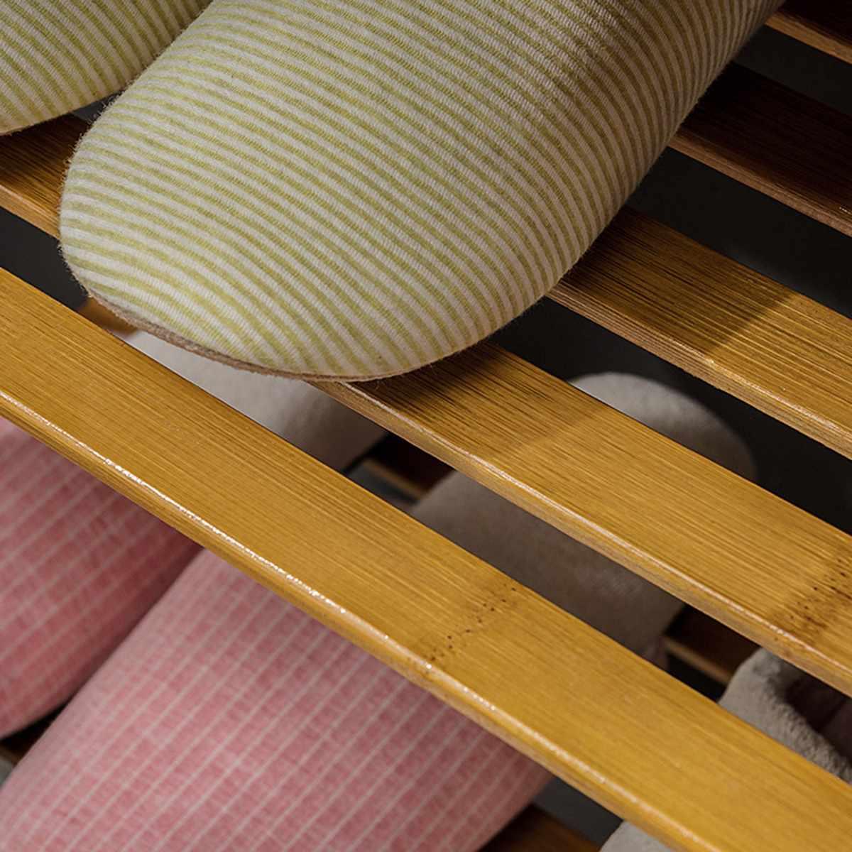 Shoe Stools Wooden Multi Purpose Shoe Rack Storage Benches Stools Porch Living Room door Convenient Multi Layer Shoe Organizer