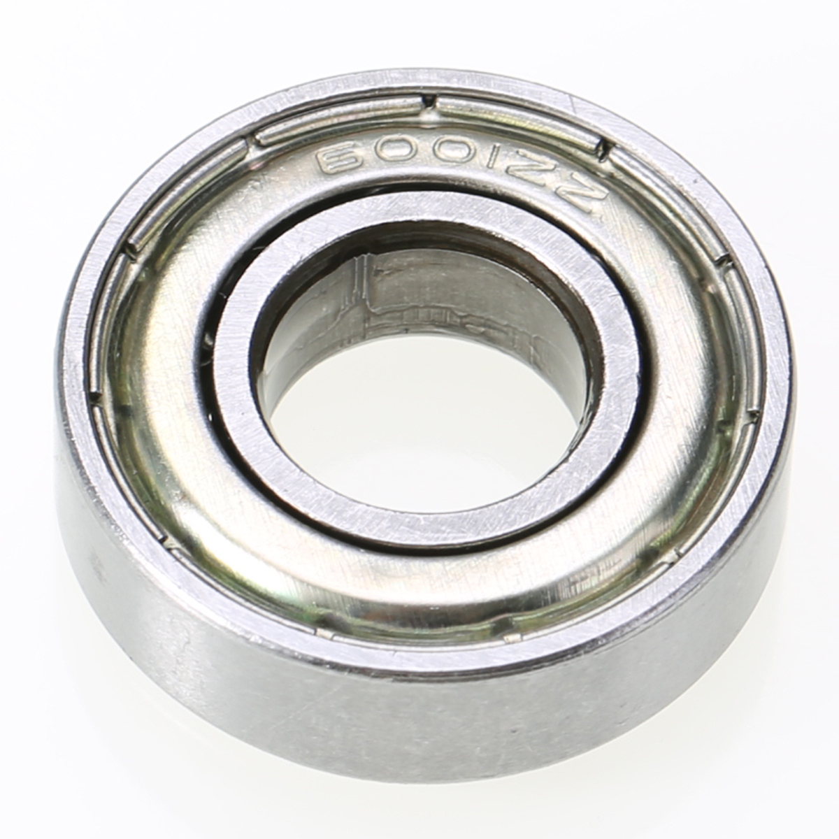 5pcs Mayitr Miniature Deep Groove Radial Bearings High Precision 6001ZZ Shielded Ball Bearing 12*28*8mm for Electric Motors Whee gcr15 6026 130x200x33mm high precision thin deep groove ball bearings abec 1 p0 1 pcs