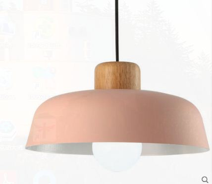 Single head creative personality bar bedroom dining room lamp simple modern aisle Nordic lightingSingle head creative personality bar bedroom dining room lamp simple modern aisle Nordic lighting