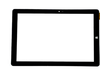 New 10.1 For TurboX Wintab CT Tablet Laptop 2 in 1 model di-1042 Touch panel Digitizer Glass Sensor Replacement image
