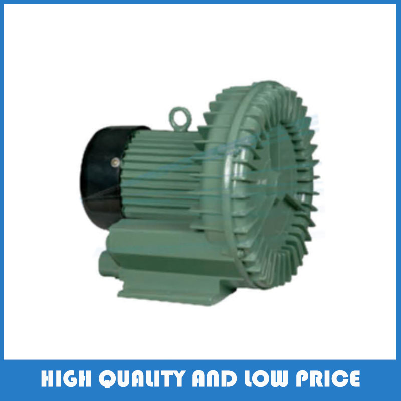High Pressure 220v 50hz 260W Single-Stage Single Phase Small Air Blower Vacuum Pump