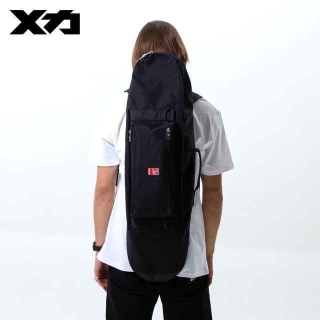MACKAR Skateboard Bag Peny Board BagPack Mens Womens Skateboard Backpack Fashion Skateboard
