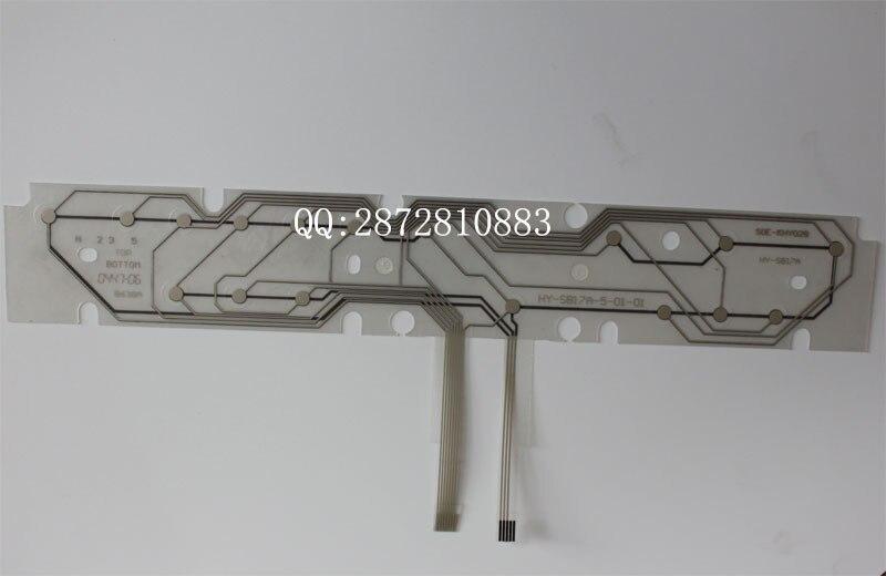 Noritsu minilab fronteira 3202 laser I017638 / impressão acessórios peças de teclado I017616 QSS-3202