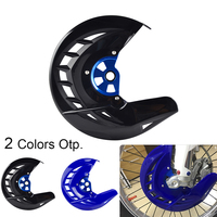 Front Brake Disc Guard Cover For Yamaha YZ WR YZF WRF 125 250 450 YZ125 YZ250 YZ125X YZ250X YZ250F YZ450F WR250F WR450F 06 2019