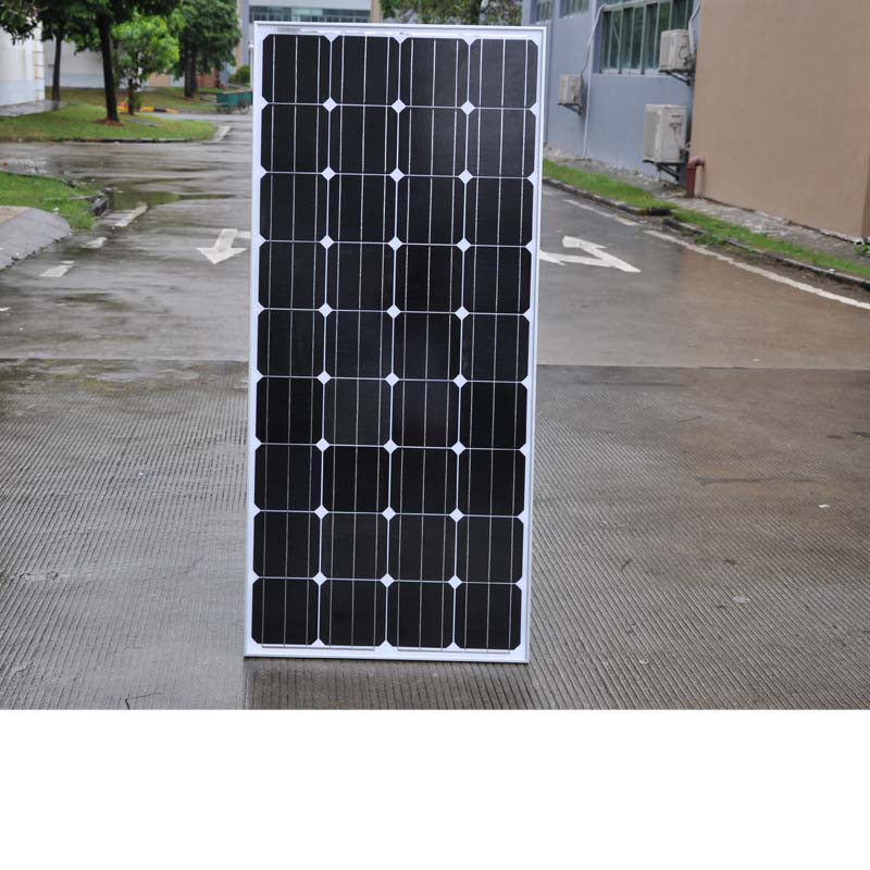 Solar Panel 150w 12v 10 Pcs Monocrystalline Solar Home System 1500w 1 5KW Solar Kit For Home RV Roof Camping Car Caravan Boat in Solar Cells from Consumer Electronics
