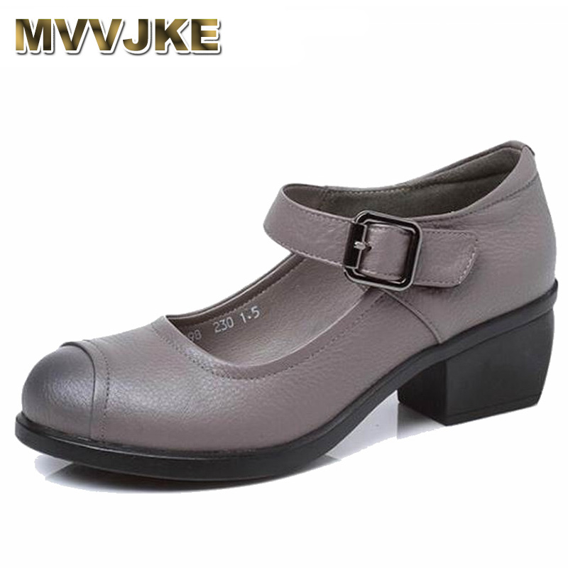 MVVJKE 2018 New Spring Autumn Fashion High Platform Pumps Women Round Toe Sandals Sweet Pure Thick Heels ladies Pumps Shoes E171 ivv бокал speedy 240 мл синий 6799 3 ivv