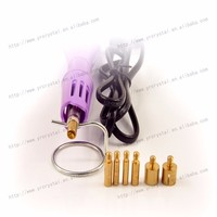 Arts Crafts Sewing Hotfix Rhinestone Applicator Machine Hot Fix Iron Heat Tool For Clothes Sewing Tools