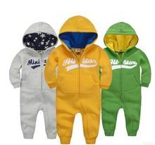 Merken Babykleding Orangemom Baby Jongens Meisjes Rompertjes Jumpsuit Baby Goedkoop & hoge kwaliteit Kleding Pasgeboren herfst Winterkleding