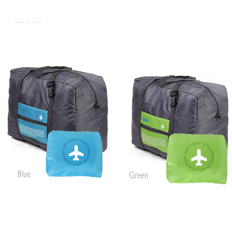 Travel Duffle Bag Нейлон Қаптамасы Cubes Үлкен - Багаж және саяхат сөмкелері - фото 4