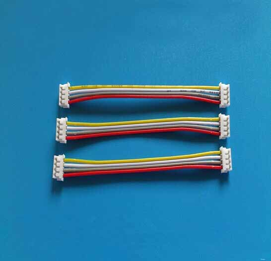 Zh 1 5mm Xh 4p 4pin Double End Male Plug With Wire 1000pcs 4pin Wire Wire 4pinplug Male Aliexpress