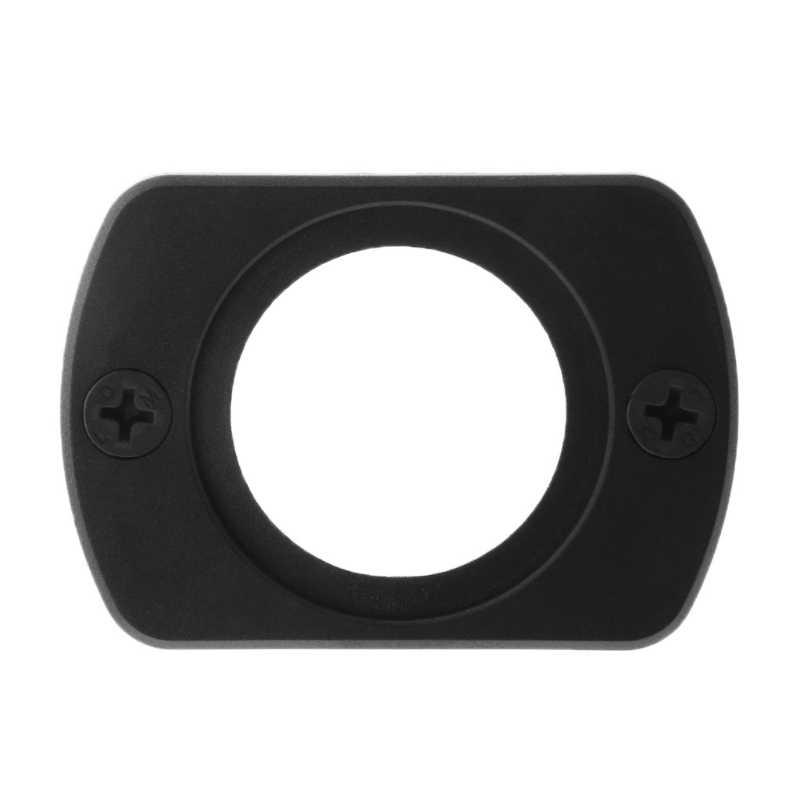 USB Car Charger Mount USB Charge scoket / Cigarette Lighter / Volt meter/12v Power Outlet Socket Panel Mount Holder
