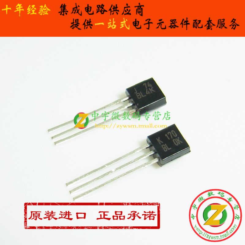 2SK170BL 2SJ74BL 2SK170 2SJ74 precision matching 100% New origina Free  shipping