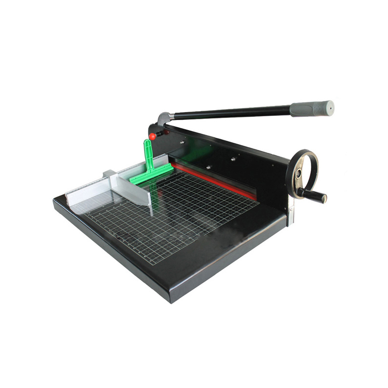 17 Manual A3 Paper Cutter A3 Paper Trimmer 70G/500 Sheets SG-299 A3 Thick Paper Cutting Machine School Supplies 2017 new manual rotary paper cutter trimmer 310mm 20sheets paper cutting and perforating double function new design