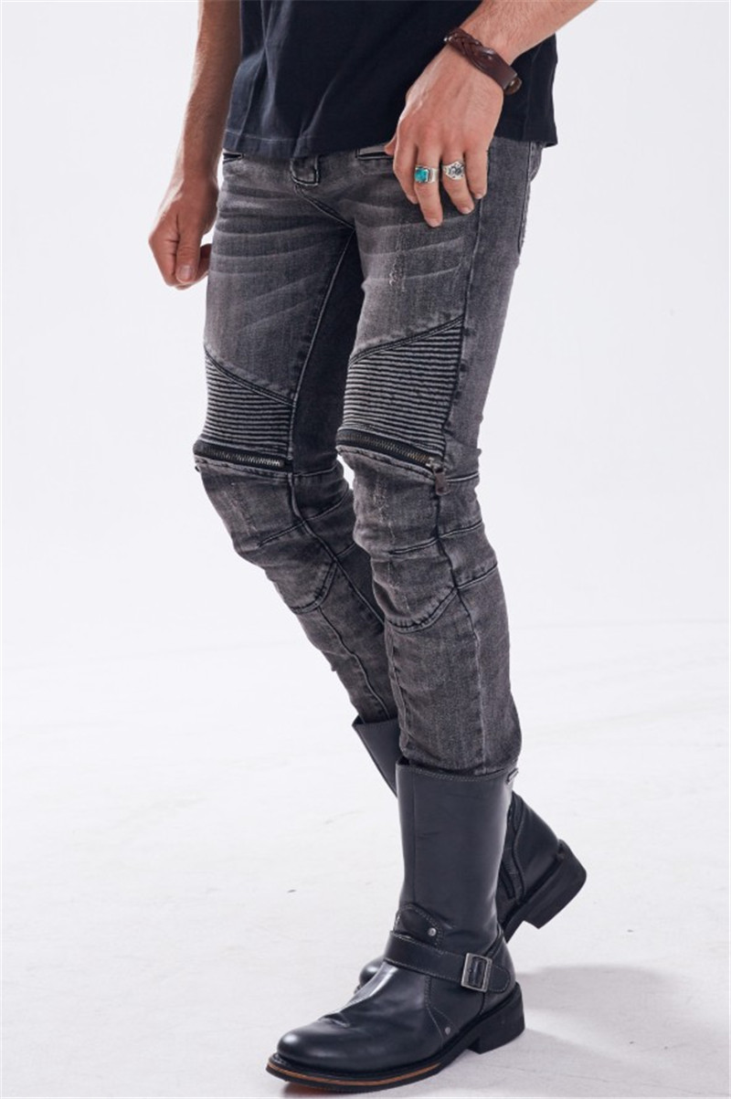 2018 men's new straight uglyBROS UBP024 jeans motorcycle protection pants road riding jeans with detachable equipment