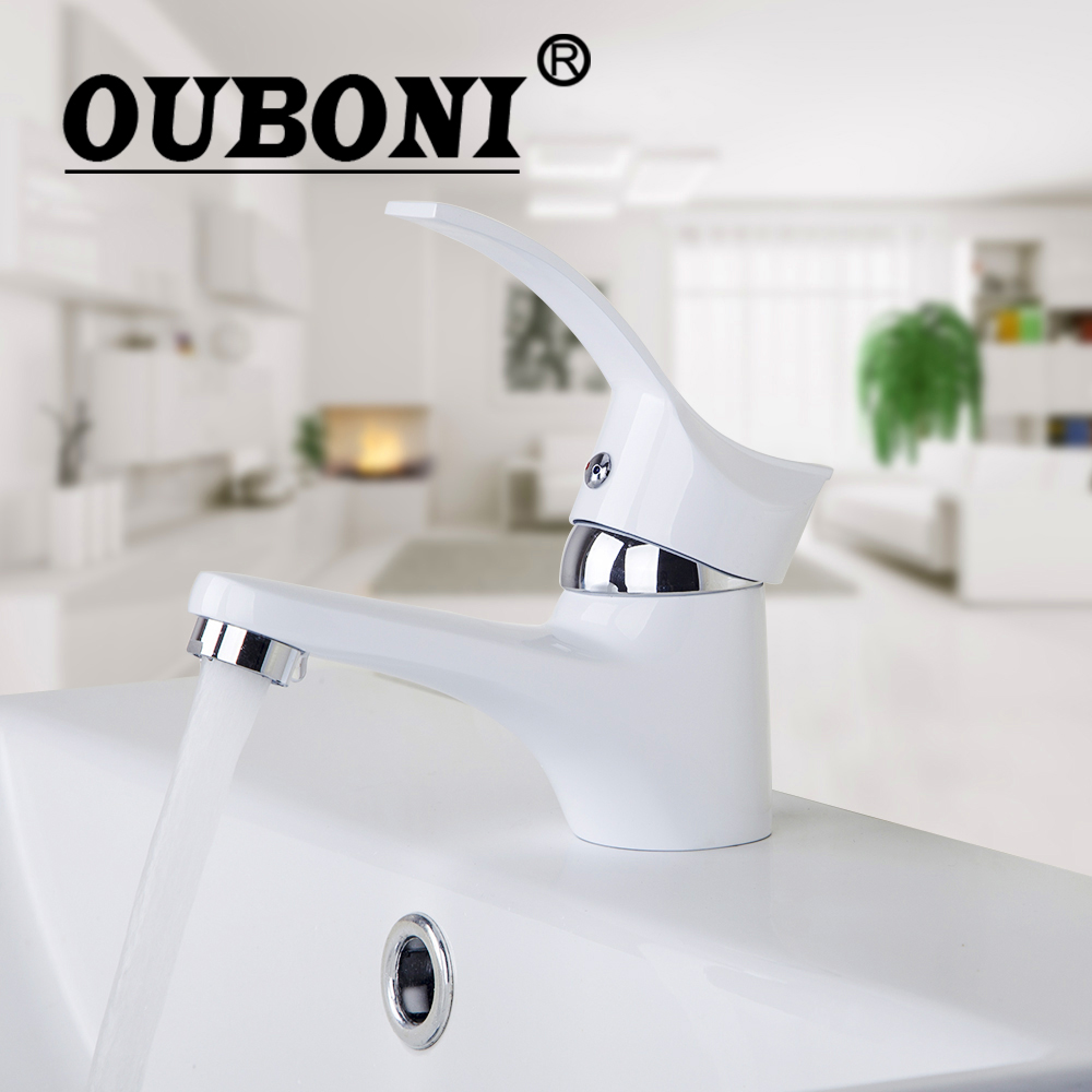 Best Paint Brand For Bathroom: OUBONI White Painting Short New Brand Bathroom Hot And