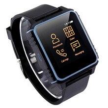 2016 New Sport Smart Uhr Bluetooth Wasserdicht Gesundheit Smartwatch Armbanduhr Telefon Für IPhone/4 S/5/5 S Samsung S4/Note 2/Anmerkung 3
