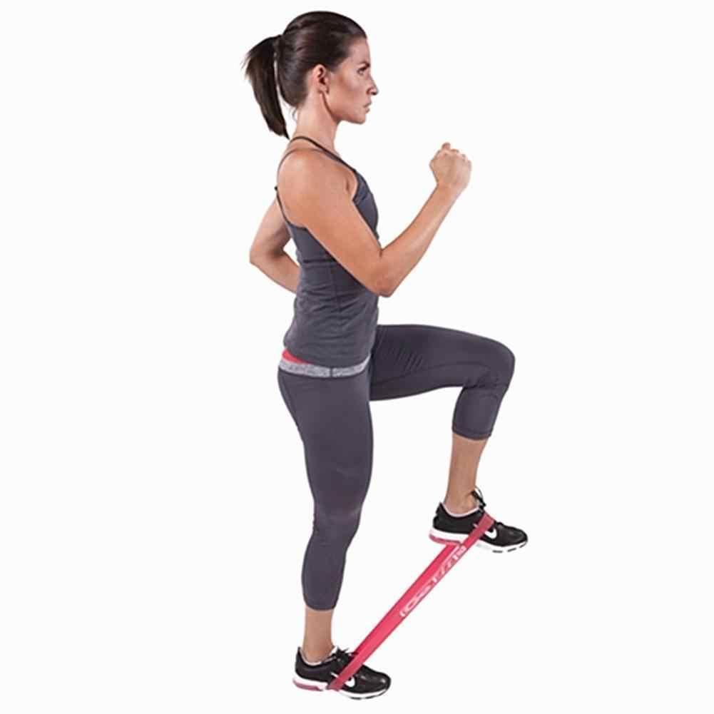 Fitness guma pas do jogi joga guma ciągnięcie pętli lekkoatletyka Sport sprzęt treningowy Fitness elastyczność taśmy oporowe Crossfit