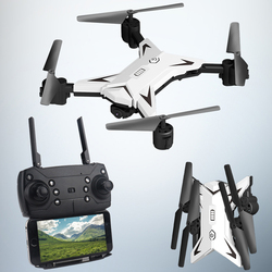 New RC Helicopter KY601S Drone with Camera HD 1080P WIFI FPV RC Drone Professional Foldable Quadcopter 20 Minutes Battery Life