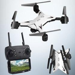 Nuovo Elicottero RC Drone con la Macchina Fotografica HD 1080 P WIFI FPV RC Drone Professionale Pieghevole Quadcopter 20 Minuti di Durata Della Batteria
