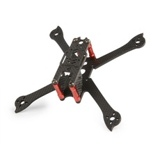 iFlight wing fly iX3 V3 145mm 3 inch pure carbon fiber four-axis lightweight racing through the machine FPV rack