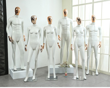 Fashion Style Full body Mannequin Female N Male Fiberglass Mannequin Professional Factory Direct Sell
