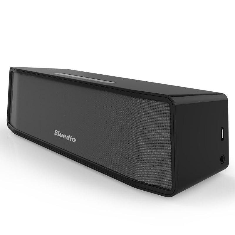 100 Original Bluedio BS 2 Camel Mini Bluetooth Speaker Portable Wireless Speaker Sound System 3D Stereo