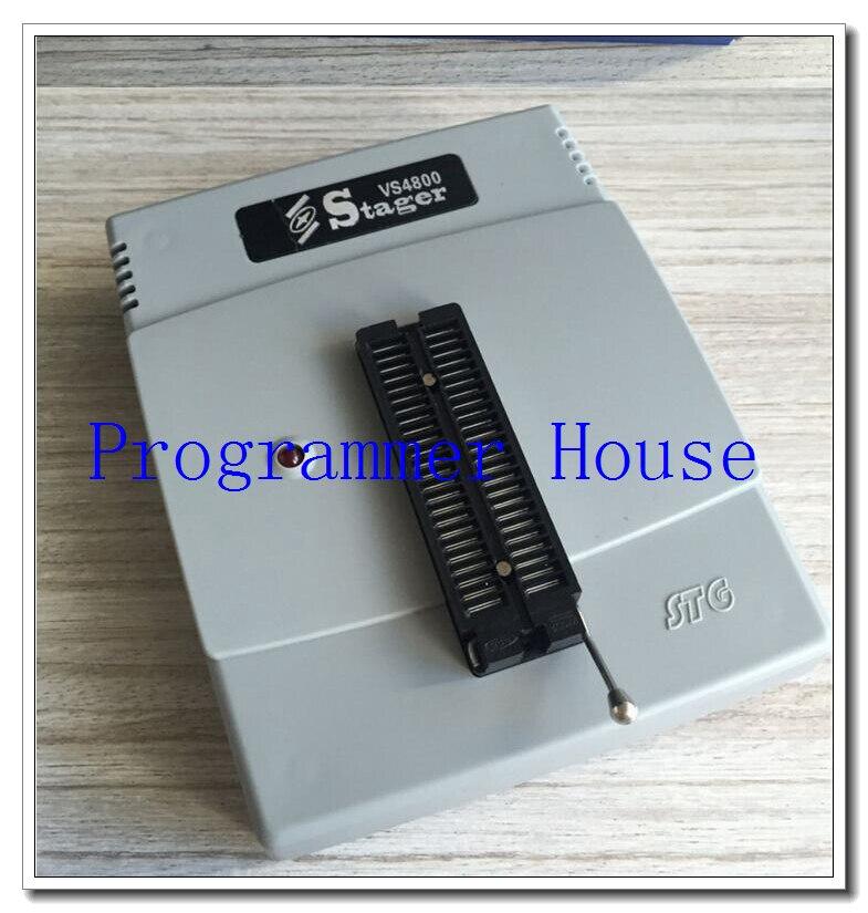 Livraison gratuite Stager VSpeed série VS4800 mieux que G540 TL866CS TL866 Programmeur Soutien 20000 + puces