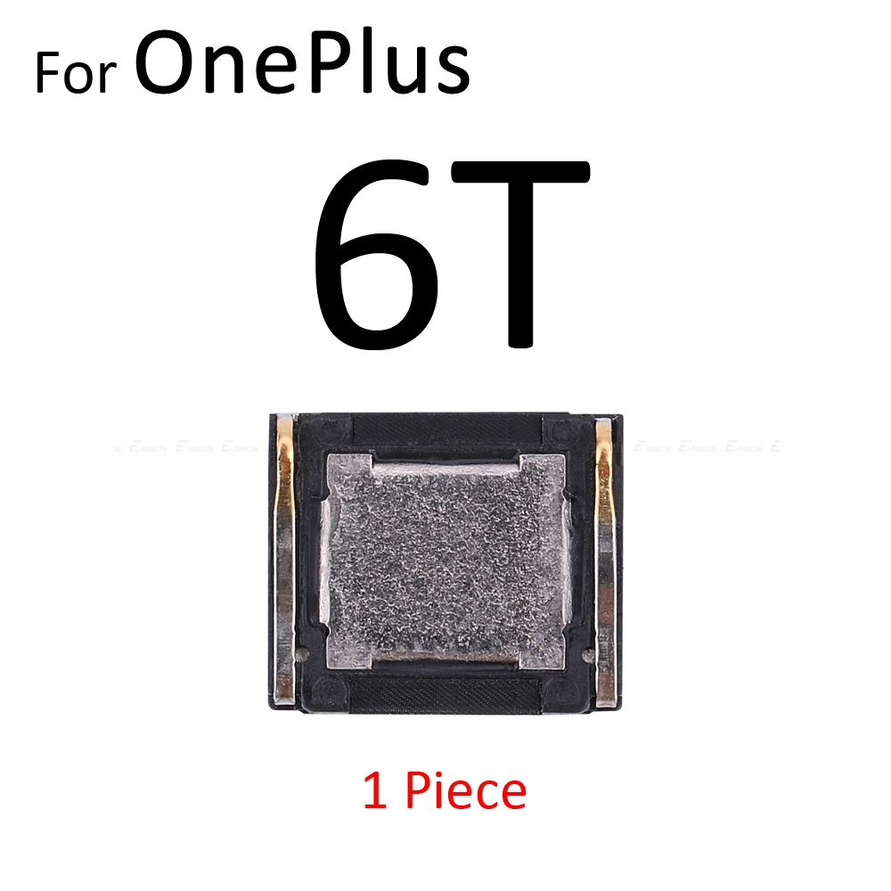Image 2 - 100% New Top Earpiece Ear Speaker For Oneplus 1 2 3 3T X 5 5T 6 6T Replacement Parts Receiver Earphones-in Mobile Phone Flex Cables from Cellphones & Telecommunications