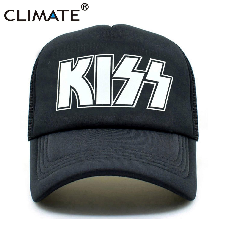 CLIMATE Hot Kiss Band Caps Men