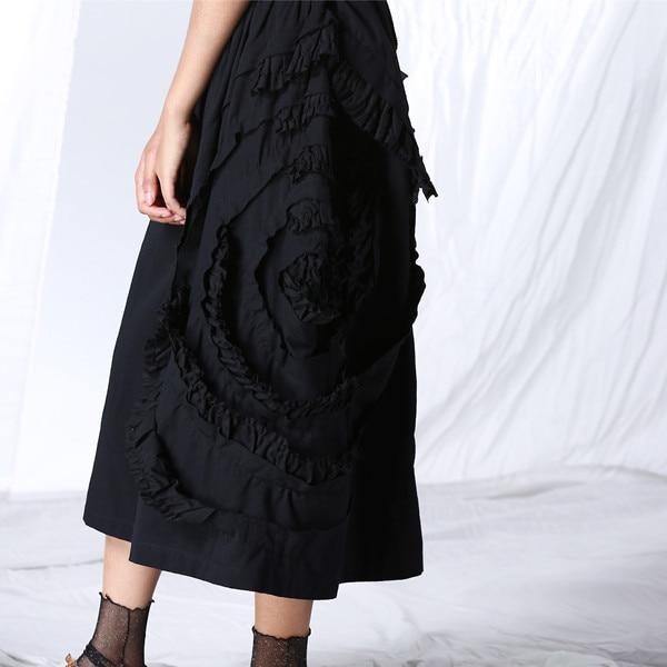 Original Falda Moda Original Negro Negro Moda Moda Original Negro Falda Falda Moda FqpwHA