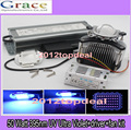 50W 50 Watt 395nm UV Ultra Violet High power LED +50w Dimmer driver+heatsink KIT