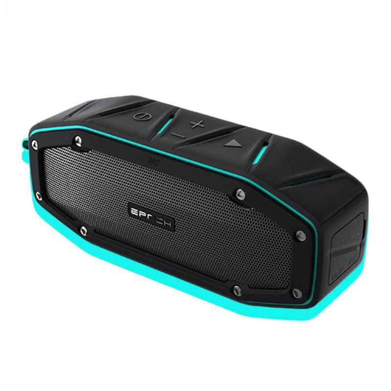 Best Wireless Bluetooth Speaker Waterproof Portable Outdoor Mini Bicycle Speaker Column Box Speaker Design