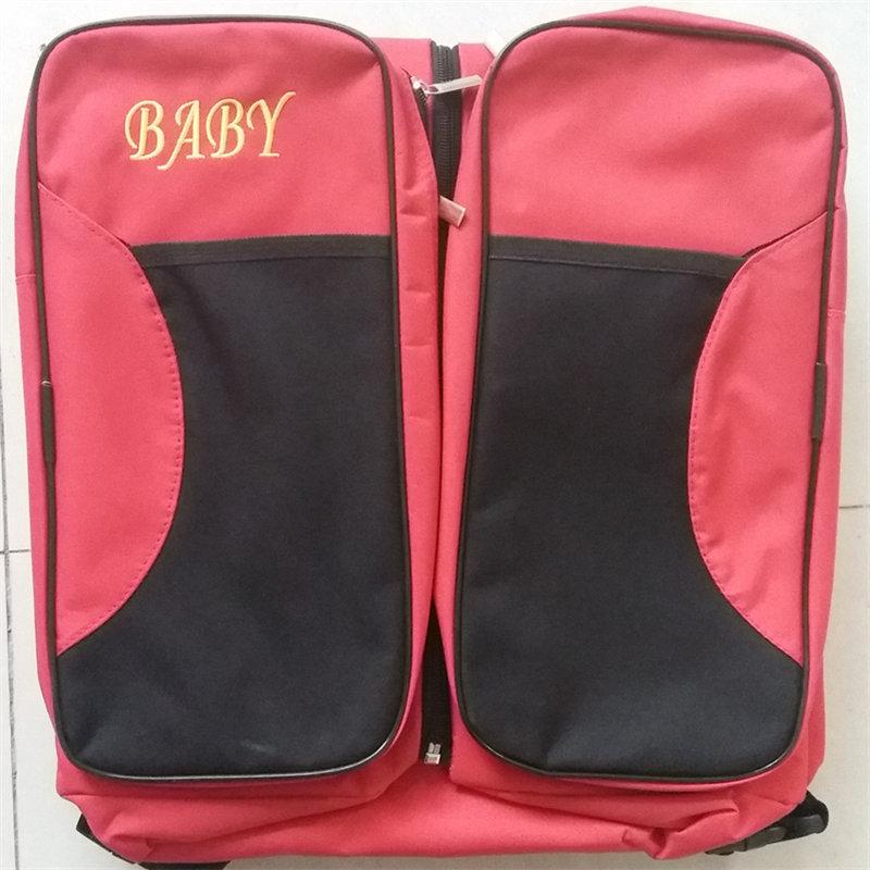 COLORLAND bebé pañal bolsa mochila mamá cochecito maternidad pañal cambio mamá maternidad organizador madre mojado Dropshipping - 5