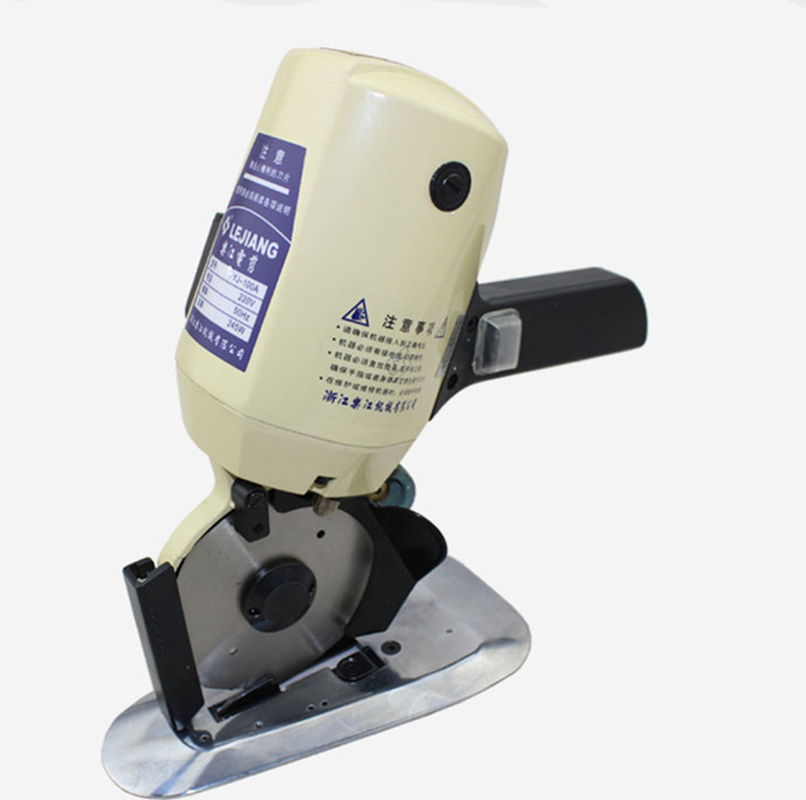 YJ-100A 220V round knife electric scissors phone cutting machine cutting machine