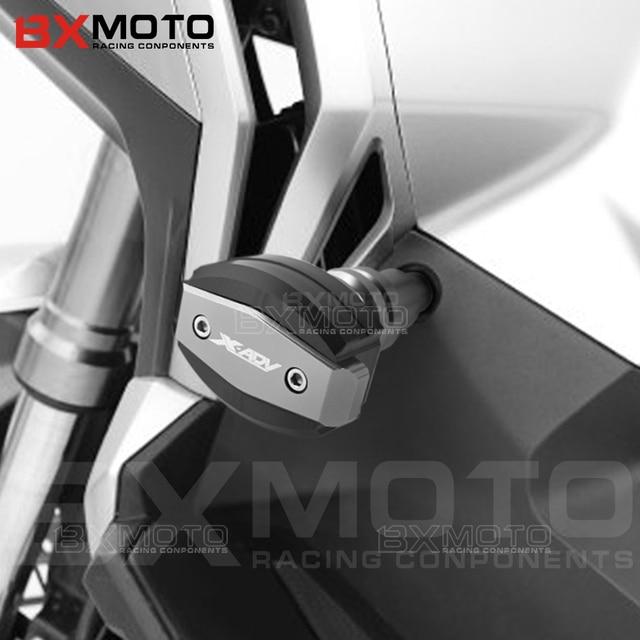 אופנוע מנוע הגנה גולשים כיסוי עבור הונדה XADv X ADV 750 2017 2018 CNC מסגרת גולשים מגן נופל משמר התרסקות