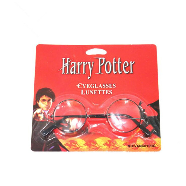 Косплей очки гарри Поттера 3
