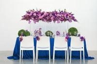 Wholesale10pcs Sparkly Королевский синий блесток скатерть 90 х 156 дюйма, торт блесток скатерть, блесток постельное белье для Свадебные украшения