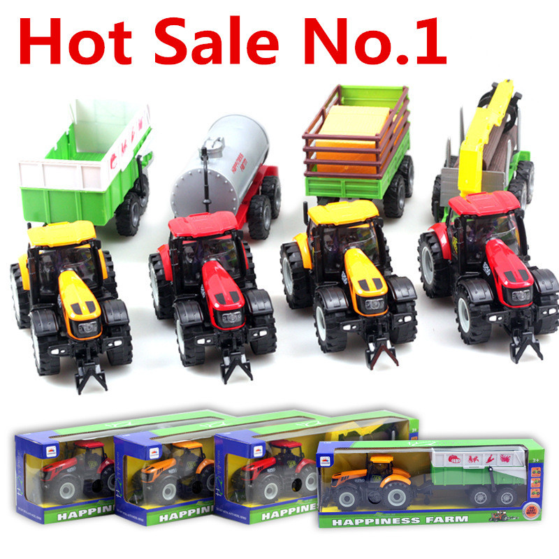 Aliexpress.com : Buy Sale 1:32 alloy farmer Trailer, Alloy model ...