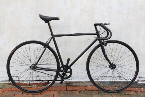 track vintage Bicycle