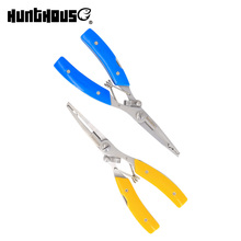 Hunthouse 16cm 123g  rubber deal with multi-function fishing plier
