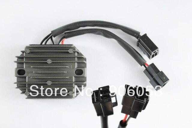 GSF250 GSF400 Bandit 250 RGV250 Bandit400 (VJ22A) RGV22 NUEVO Mortorcycle Regulador de Voltaje Del Rectificador