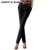 2017 HotSale Coreano Styl Moda Mostrar Fina Calças Casuais Meados Calças de Cintura das Mulheres B712315Y