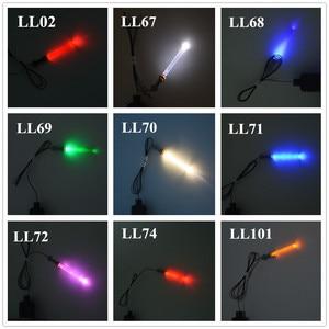 MTELE DIY светодиодный светильник с мечом, Питание от USB порта, светильник, Saber для звездных военных солдат, фигурные блоки, игрушки