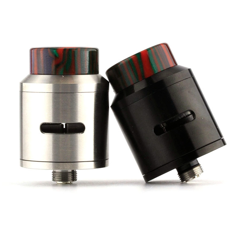 Classic Goon V1.5 RDA 24mm Diameter For 510 Thread Electronic Cigarette Mod With 810 Resin Drip Tip