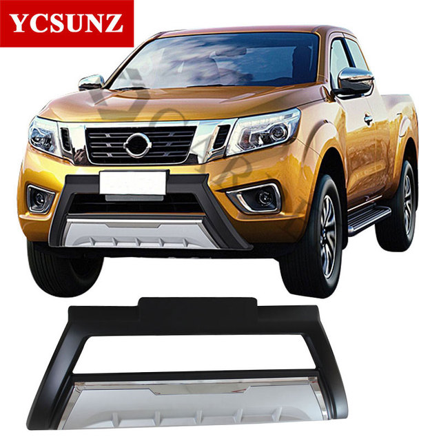 Front Body Kits For Nissan Navara Frontier 2017 Front Bumper For
