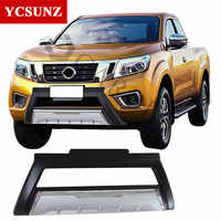 front body kits For Nissan Navara Frontier 2017 front bumper for Nissan Navara 2016 bumper for nissan np300 d23 2015-2019 Ycsunz