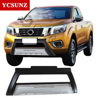 front body kits For Nissan Navara Frontier 2017 front bumper for Nissan Navara 2016 bumper for nissan np300 d23 2015 2018 Ycsunz