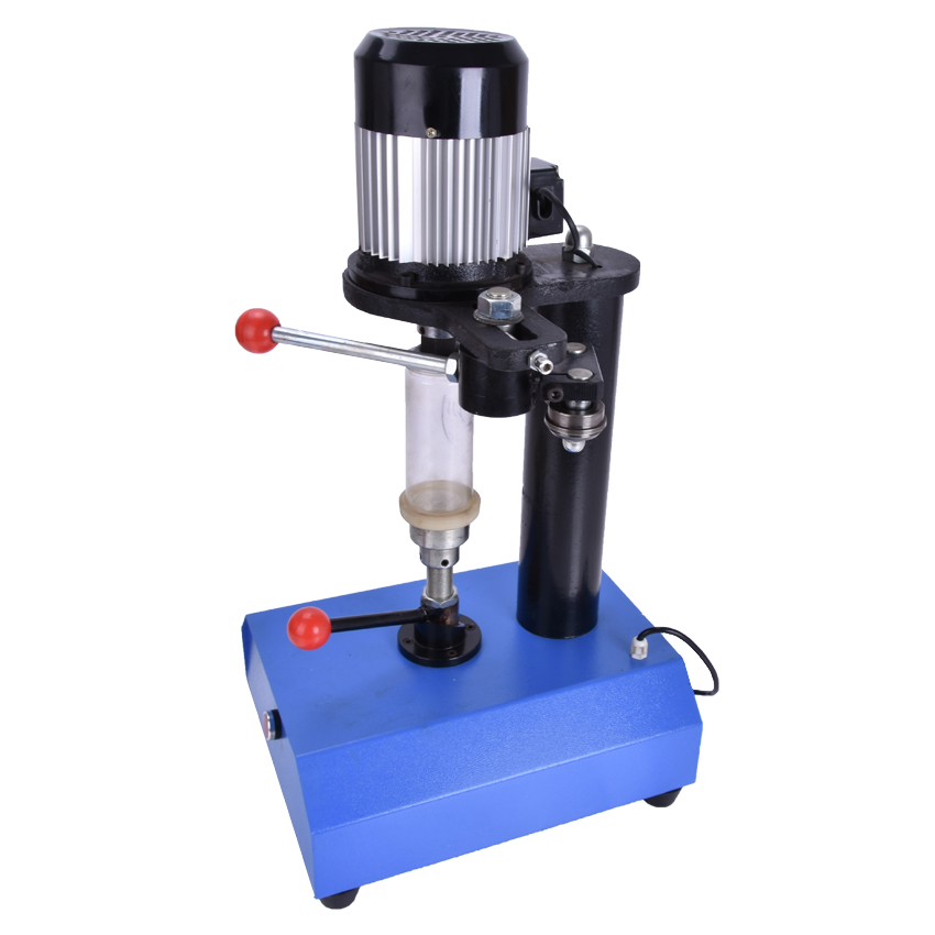 Electric PET can sealing machine in tin cans plastic canned food jar capper can capping machine, good quality  цены